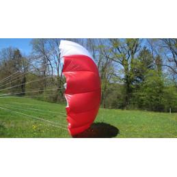 Sup'Air Start - Round parachute - Solo & Tandem Sup'Air - 5