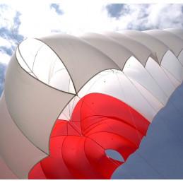 Sup'Air Fluid light - Parachute carré - Solo & Biplace Sup'Air - 5