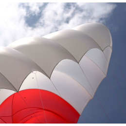 Sup'Air Fluid light - Parachute carré - Solo & Biplace Sup'Air - 6