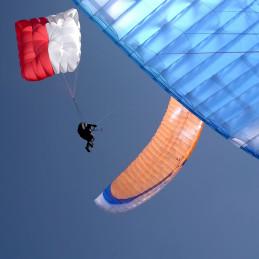 Sup'Air Fluid light - Parachute carré - Solo & Biplace Sup'Air - 8