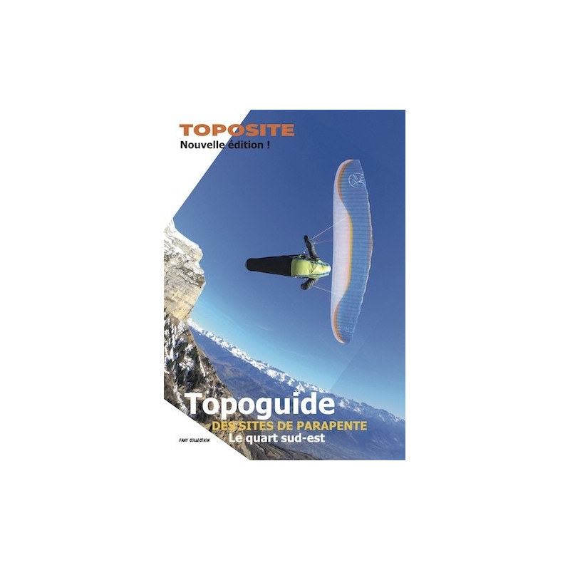 Book - Top guide to paragliding sites - The south east quarter Rid'Air - 1