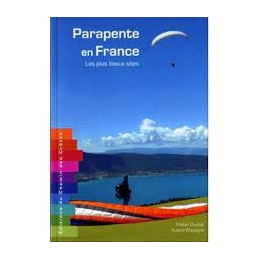 Book - Paragliding in France: the most beautiful sites - 1