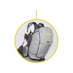 Niviuk Roamer 2 - Light Reversible Harness - Mountain Niviuk - 10