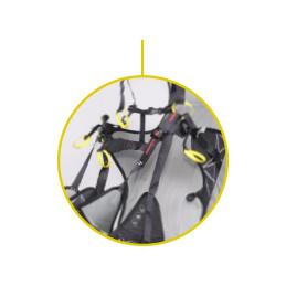 Niviuk Roamer 2 - Light Reversible Harness - Mountain Niviuk - 11