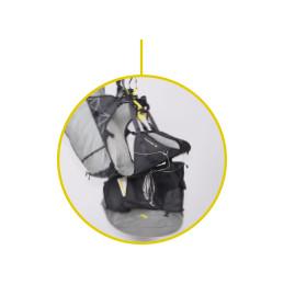 Niviuk Roamer 2 - Light Reversible Harness - Mountain Niviuk - 12