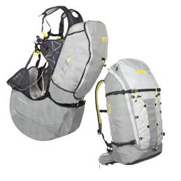 Niviuk Roamer 2 - Light Reversible Harness - Mountain Niviuk - 4