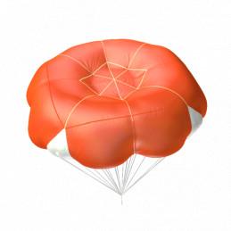 Advance Companion SQR Light - Square Rescue parachute - Solo & Tandem Advance - 1