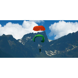 Niviuk Octogon 2 - Square Rescue parachute - Solo & Tandem Niviuk - 6