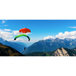 Niviuk Octogon 2 - Square Rescue parachute - Solo & Tandem Niviuk - 7