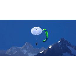 Niviuk Cires - Round Rescue parachute - Solo & Tandem Niviuk - 2