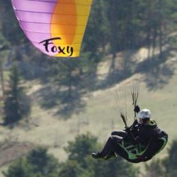 Way Gliders FOXY - Paraglider EN B+ - Acro & Freestyle Way Gliders - 7