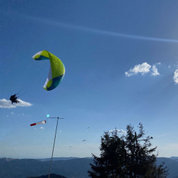 Way Gliders BUDY - Paraglider EN B - Tandem Way Gliders - 5